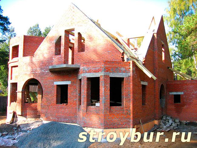 Наша фирма занимается кирпичным загородным домостроением в Московской области. Множество построенных нами домов из кирпича в Подмосковье говорят сами за